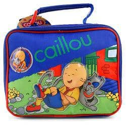 Kimmy Shop – Caillou Insulated Lunch Bag Giveaway
