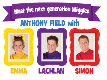 Changes for The Wiggles