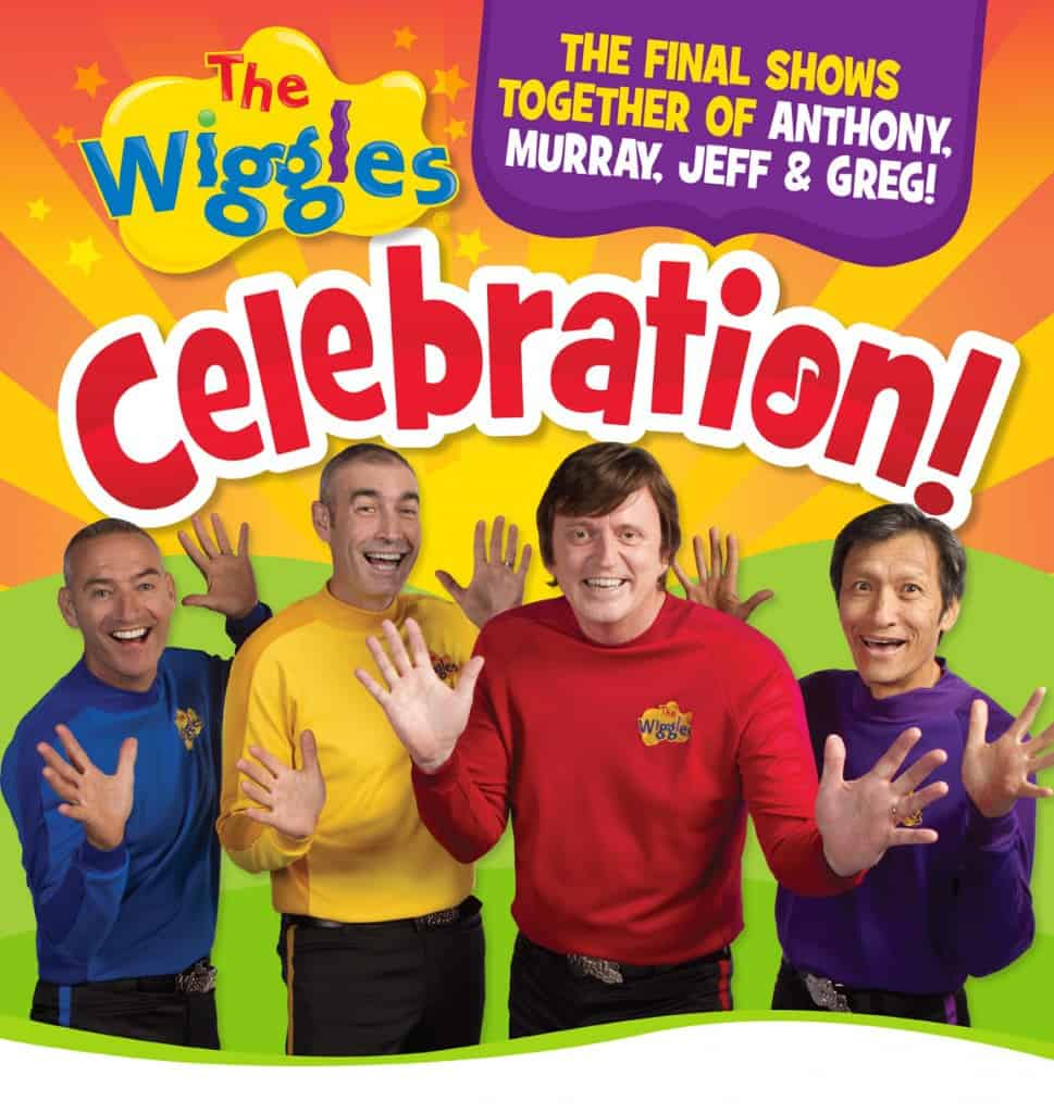 The Wiggles Celebration Canadian & USA Tour Dates
