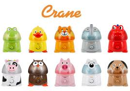 Crane Cool Mist Humidifier Review & Giveaway