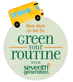 Green Your Routine – Moving Forward Green