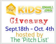 Kids Email Review & Giveaway