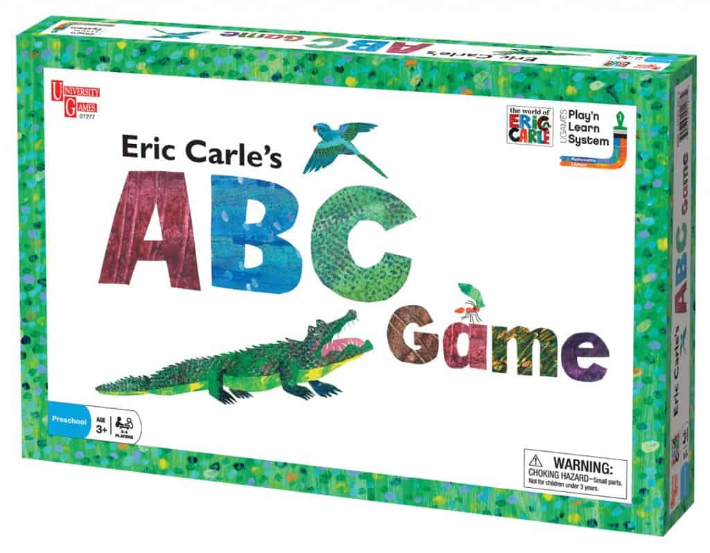 Eric Carle's ABC Game Review