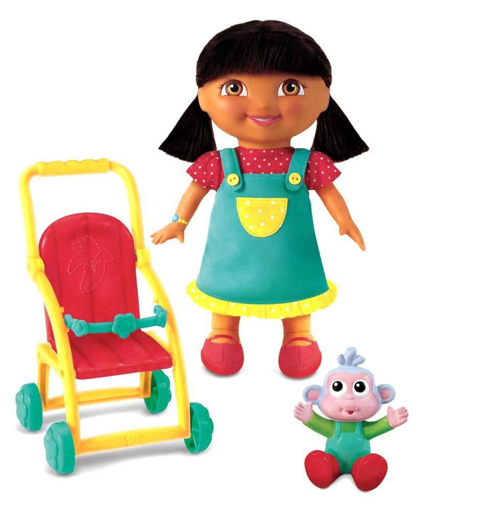 Dora & Baby Boots