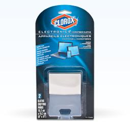 Clorox Electronics Microfiber Cloth
