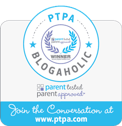 New PTPA Blogaholic Mom