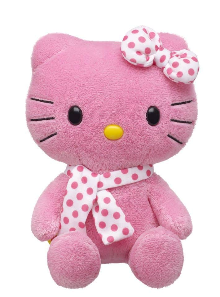 Pink Hello Kitty Smallfrys