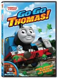 Thomas & Friends: Go Go Thomas Review & Giveaway