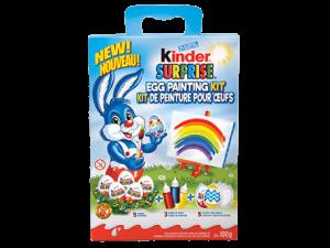 Kinder egg decorating
