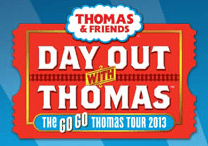Day Out With Thomas – The Go Go Thomas Tour 2013