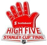 Scotiabank High Five Contest