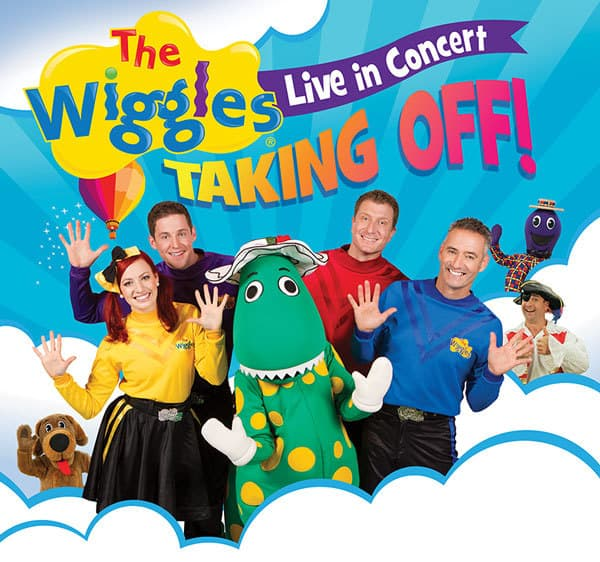 The Wiggles Taking Off North American Tour
