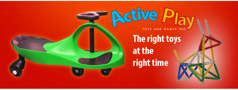 Active Play Toys and Games Inc