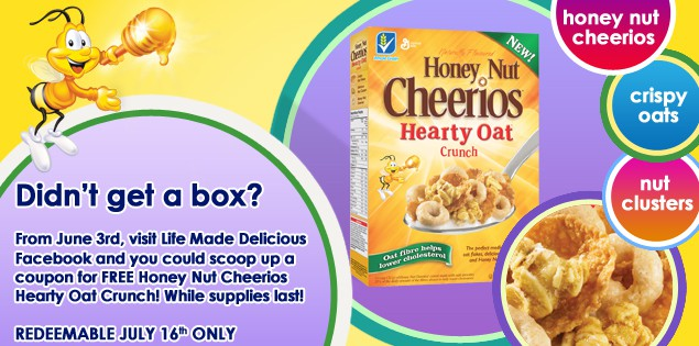 Hearty Oat Crunch