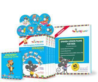 Whistlefritz Spanish For Kids