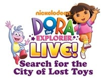 Dora The Explorer Live Search For The Lost City of Toys