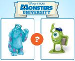 Kinder Surprise & Monsters University