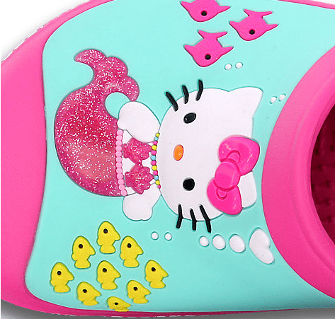 Creative Crocs™ Hello Kitty® Mermaid Clog - Right Foot