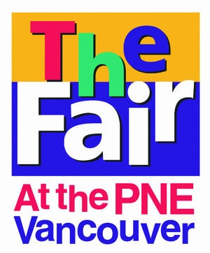 The Fair at the PNE 2017 Line Up