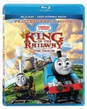 Thomas & Friends King of the Railway The Movie