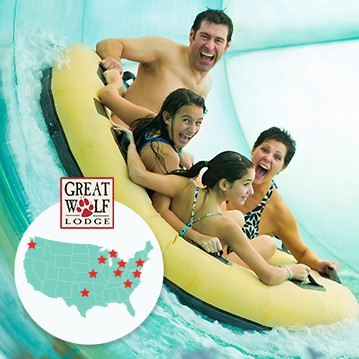 Great Wolf Lodge Getaway