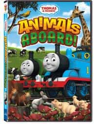 Thomas & Friends:  Animals Aboard