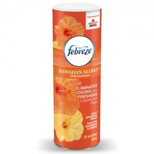 Febreze® Hawaiian Aloha™ Carpet Deodorizing Powder