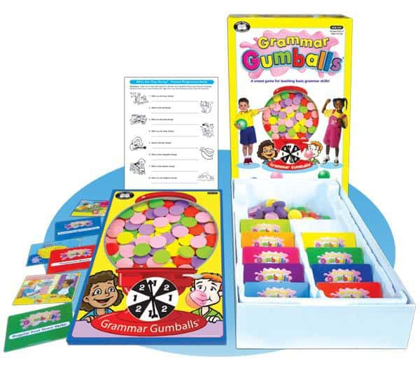 Grammar Gumballs® Board Game
