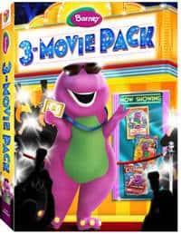 Barney – 3 Movie Pack