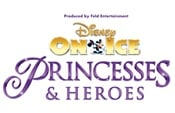 Disney On Ice Princesses and Heroes Toronto