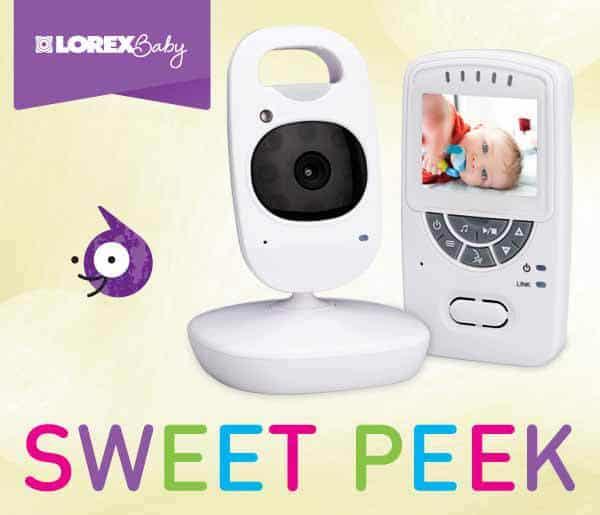 Sweet Peek Monitor