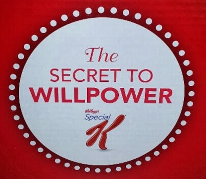 The Secret to WILLPOWER