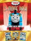 Thomas & Friends – 3 Movie Pack Giveaway