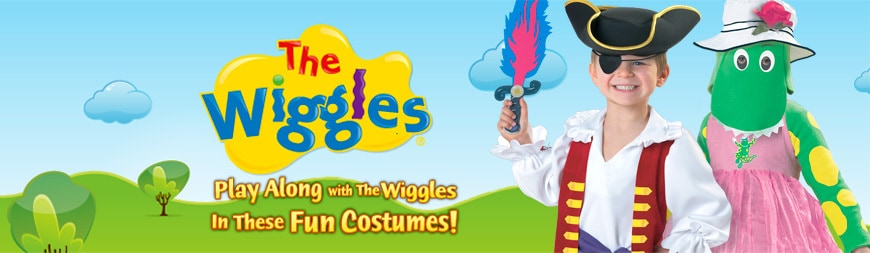 Wiggles Costumes