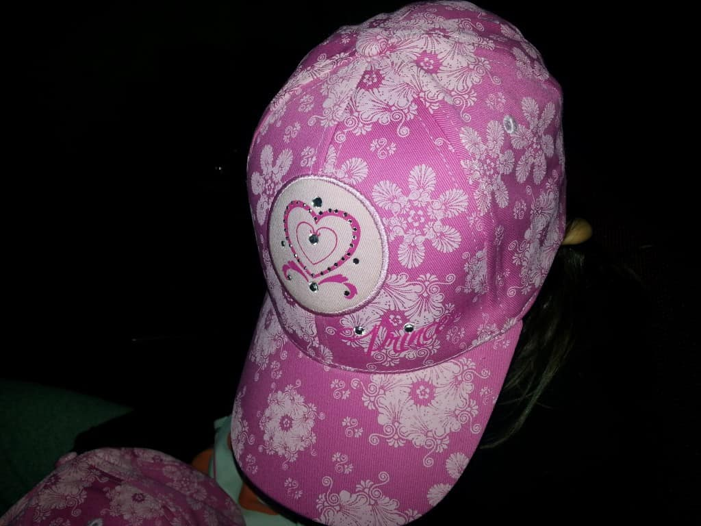 Pink, Princess Hat