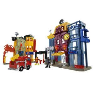 Imaginext® Rescue City Center