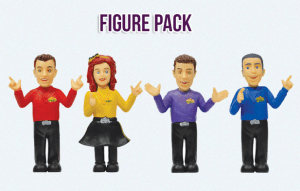 The Wiggles Figure Pack