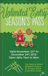 Seasons Pass