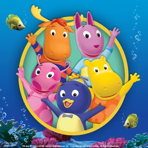 The Backyardigans Sea Deep In Adventure Vancouver Review