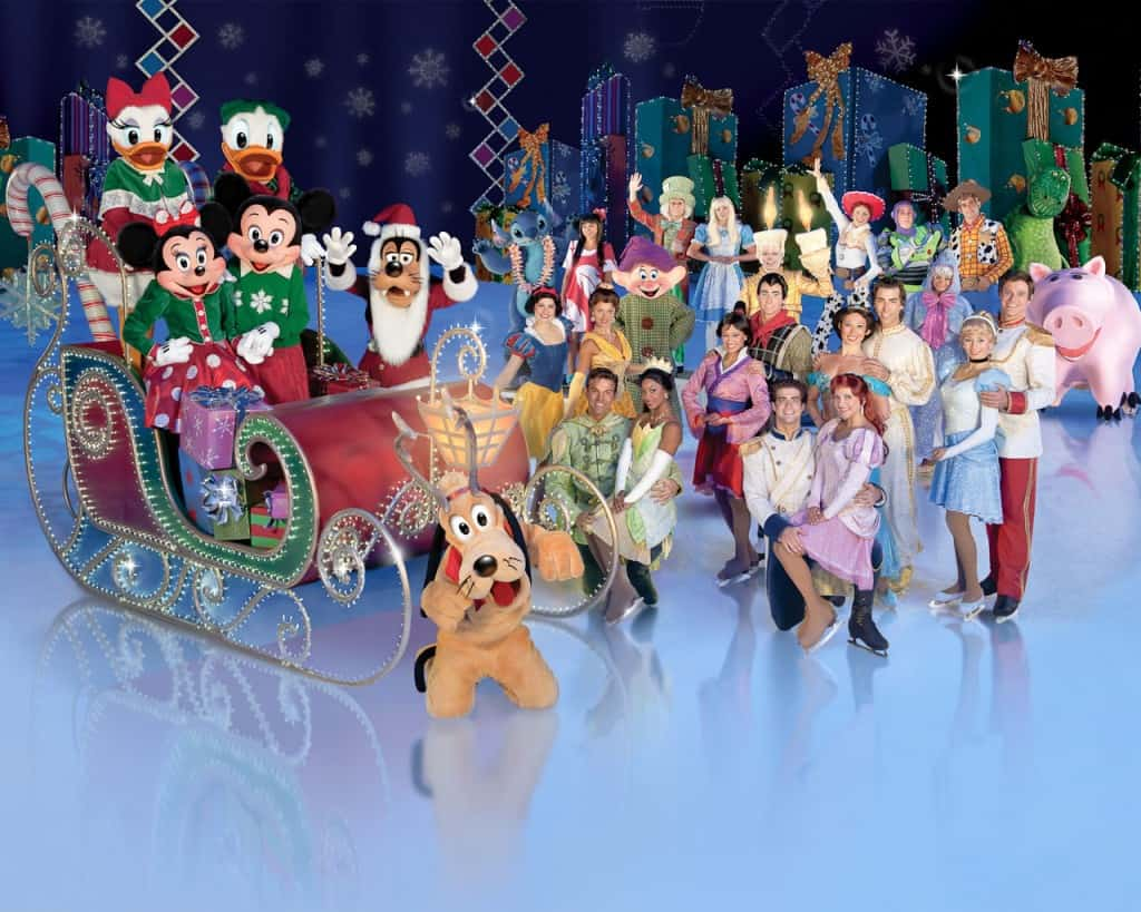 Disney On Ice Let's Party