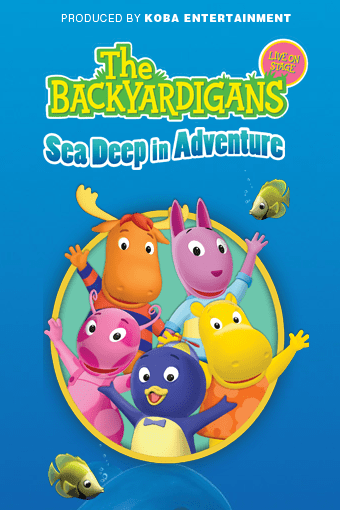 The Backyardigans on Tour
