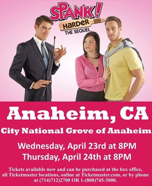 Anaheim ecard