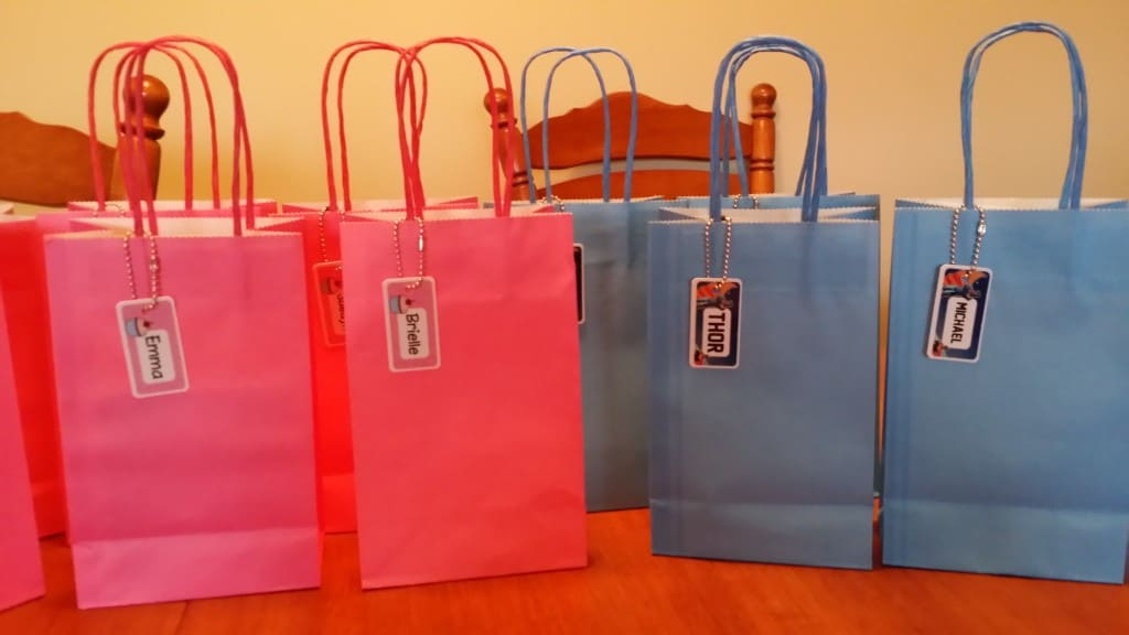 Loot Bags