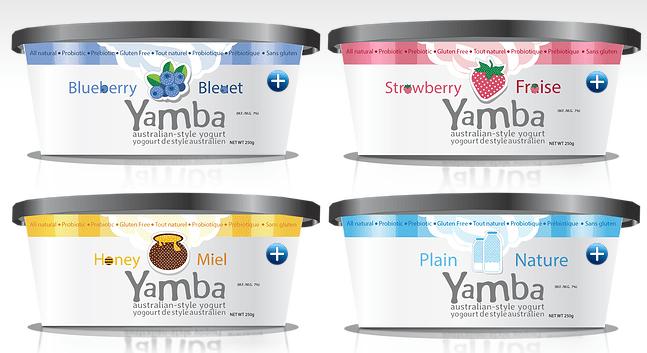 Yamba Yogurt