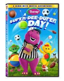 Barney – A Super Dee Duper Day