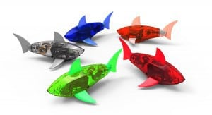 HEXBUG Aquabot Shark_Group