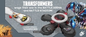 Transformer Arena and Stadium