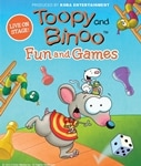Toopy & Binoo Fun and Games Review