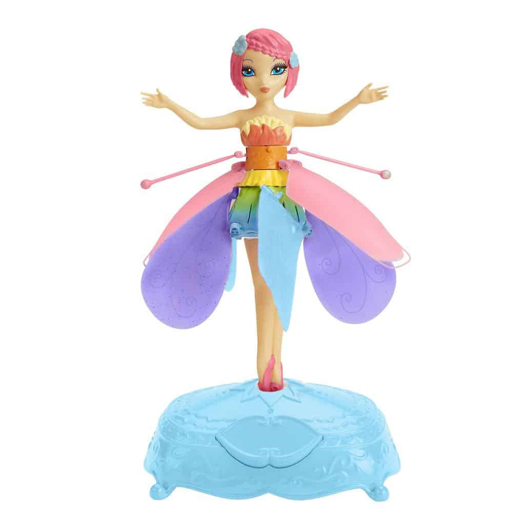 Delux Light Up Rainbow Fairy