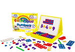 Junior Learning – Rainbow Numbers Magnetic Numbers Set